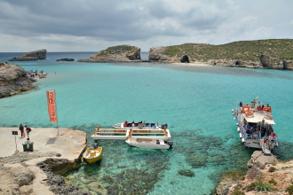 Wyspa Comino