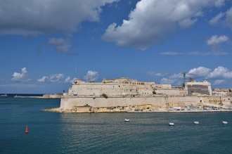 Fort w Birgu