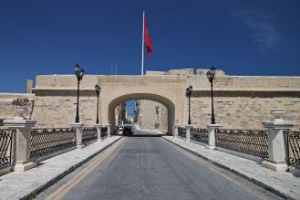 Drzwi do starego miasta (Birgu)