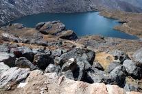 Jezioro Bhairavkund (Nepal)