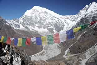 Langtang Lirung (Nepal)