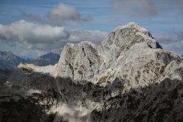 Mangart (Alpy Julijskie, Słowenia)