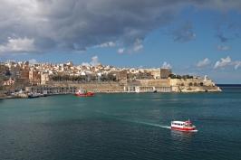 Na Vallettę widok z Senglei