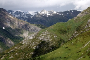 Pireneje (Hiszpania)