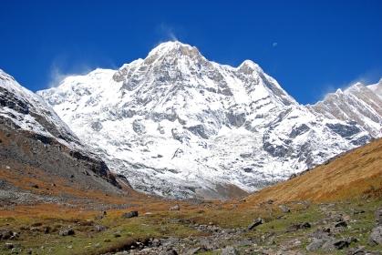 Południowa Baza Annapurny (Nepal)