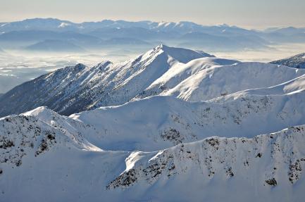Tatry zimową porą