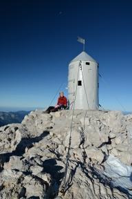 Triglav (Alpy Julijskie, Słowenia) (2)