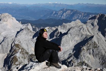 Triglav (Alpy Julijskie, Słowenia)