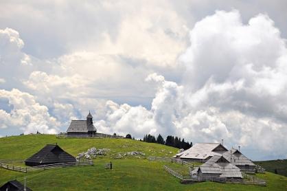 Velika Planina (Alpy Kamnicko-Sawińskie) I
