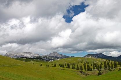 Velika Planina (Alpy Kamnicko-Sawińskie) VI