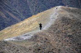 W Dolinie Langtang (Nepal)