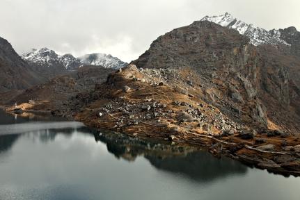 W Gosainkund (Nepal)
