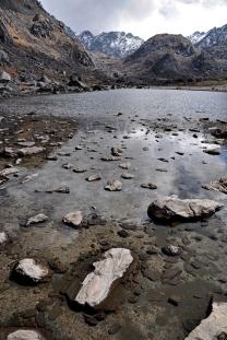 W krainie świętych jezior Gosainkund (Nepal)