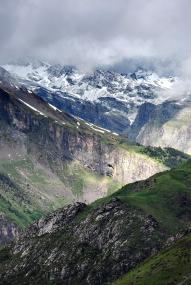 W Pirenejach (Hiszpania)