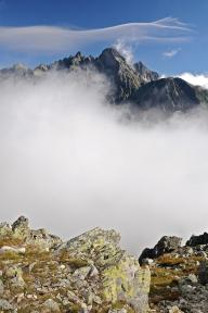 W Tatrach Wysokich(Słowacja)