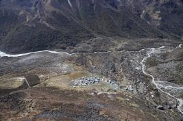 Wioska Kyanjin Gompa (Nepal)