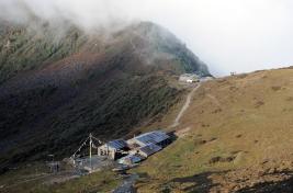 Wioska Thare Pati (Nepal)