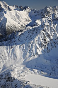 Zima w Tatrach