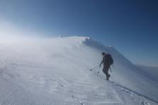 Zimowy poranek (Masyw Babiej Góry)