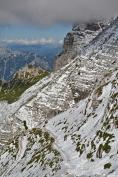 Szlak na Cima di Terrarossa