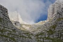 Ściany Cima di Terrarossa