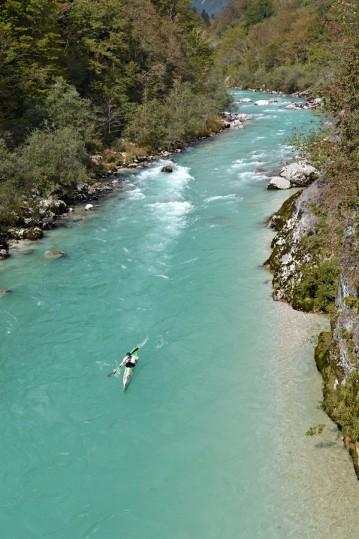 Królowa słoweńskich rzek