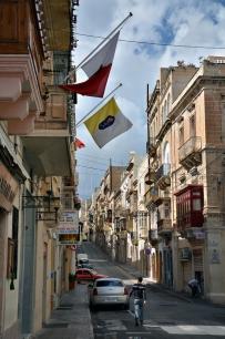 Maltańskie uliczki