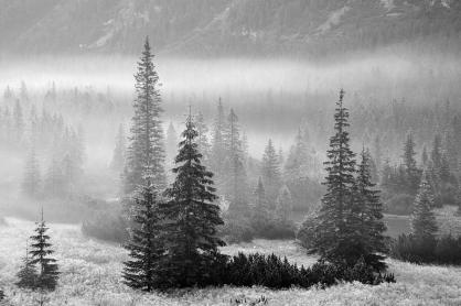 Poranek w Tatrach