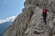 W stronę przełęczy