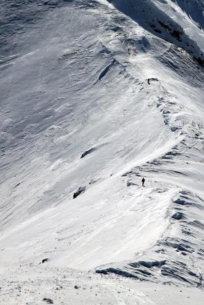 Zimą w Tatrach