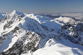 Tatry w zimowej bieli