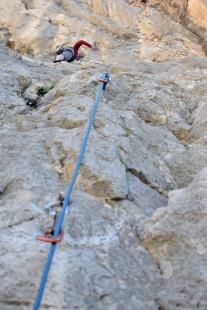 Wspinanie w El Chorro