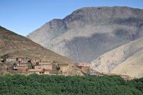 Berberyjska wioska