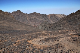 W drodze na Jebel Toubkal