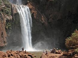 Wodospad Ouzoud