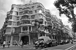 Casa Mila, czyli La Pradera