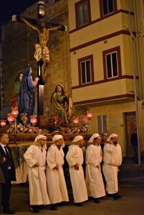 Wielki Piątek w Senglei