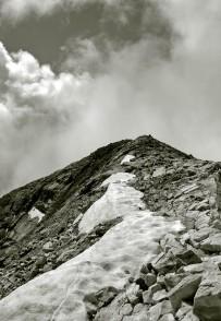 Grań szczytowa Wichrenu
