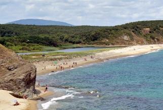 Plaża w Sinemorcu