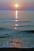 Wschód nad Morzem Egejskim