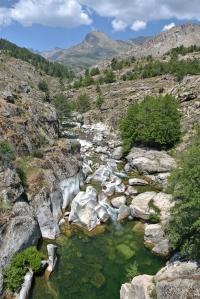 Okolice wioski Calacuccia