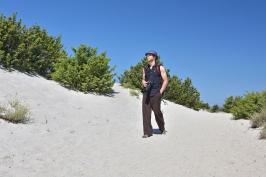 Jakub na pustynnym wybrzeżu