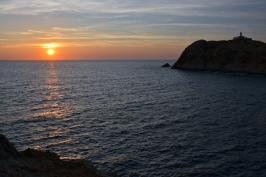 Korsykańskie zachody