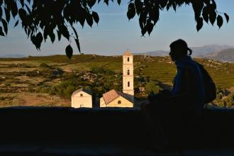 Wieczór w Sant'Antonino