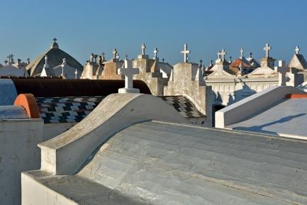 Korsykańska nekropolia