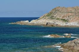 Morskie granice Les Agriates