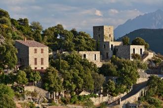 Lama - nasz dom na Korsyce