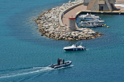 Port w Calvi