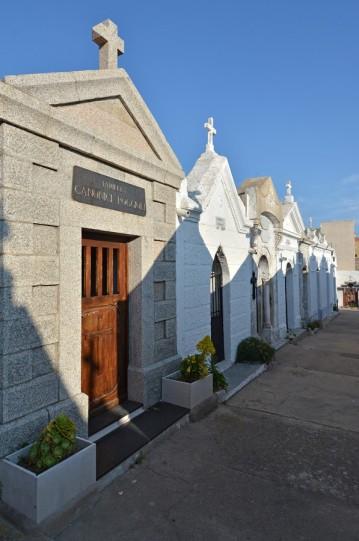 Cmentarz w Bonifacio