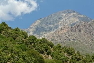 Korsykańskie góry